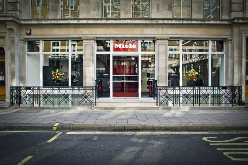 Miele London Experience Centre