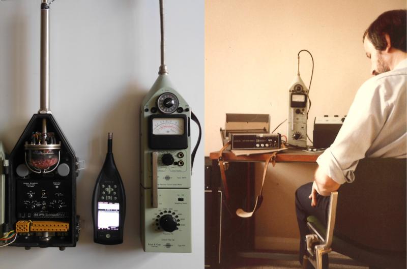 Sound Level - 1970s